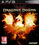 jaquette PlayStation 3 Dragon s Dogma