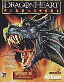 jaquette PC DragonHeart Fire Steel