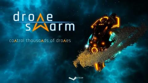 jaquette PC Drone Swarm