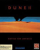 jaquette Amiga Dune II La Bataille D Arrakis
