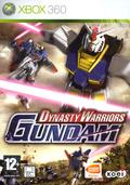 jaquette Xbox 360 Dynasty Warriors Gundam