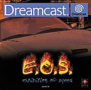 jaquette Dreamcast E.O.S. Exhibitions Of Speed