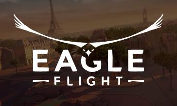 jaquette PlayStation 4 Eagle Flight