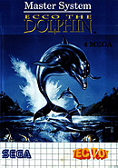 jaquette Master System Ecco The Dolphin