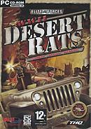 jaquette PC Elite Forces WWII Desert Rats