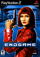 jaquette PlayStation 2 Endgame