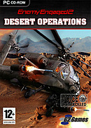 jaquette PC Enemy Engaged 2 Desert Operations