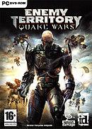 jaquette PC Enemy Territory Quake Wars