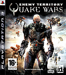 jaquette PlayStation 3 Enemy Territory Quake Wars