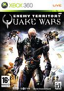 jaquette Xbox 360 Enemy Territory Quake Wars