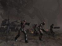 Strogg Squad at Base
