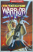 jaquette Commodore 64 Energy Warrior