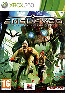 jaquette Xbox 360 Enslaved Odyssey To The West
