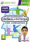 jaquette Xbox 360 Entrainement Cerebral Et Physique Du Dr. Kawashima
