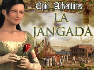 jaquette iOS Epic Adventures La Jangada