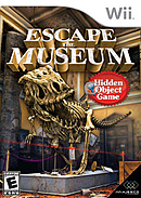 jaquette Wii Escape The Museum