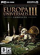Europa Universalis III : Complete