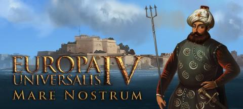jaquette PC Europa Universalis IV Mare Nostrum