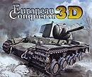 jaquette Nintendo 3DS European Conqueror 3D