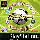 jaquette PlayStation 1 European Super League