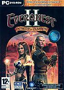 jaquette PC EverQuest II Desert Of Flames