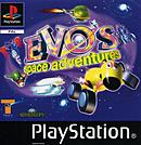 jaquette PlayStation 1 Evo s Space Adventures