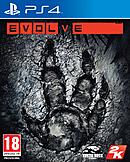 jaquette PlayStation 4 Evolve