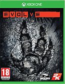 jaquette Xbox One Evolve