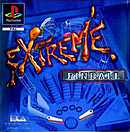 jaquette PlayStation 1 Extreme Pinball