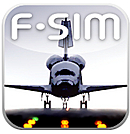jaquette Android F Sim Space Shuttle