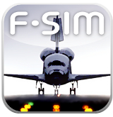 jaquette iOS F Sim Space Shuttle