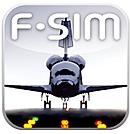 jaquette iPad F Sim Space Shuttle