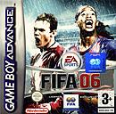 jaquette GBA FIFA 06