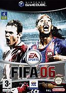 jaquette Gamecube FIFA 06