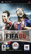 jaquette PSP FIFA 06