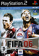 jaquette PlayStation 2 FIFA 06