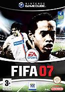 jaquette Gamecube FIFA 07