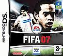 jaquette Nintendo DS FIFA 07