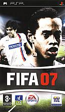 jaquette PSP FIFA 07
