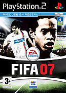jaquette PlayStation 2 FIFA 07