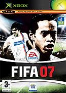 jaquette Xbox FIFA 07