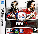 jaquette Nintendo DS FIFA 08