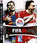 jaquette PlayStation 3 FIFA 08