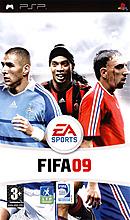 jaquette PSP FIFA 09