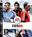 jaquette PlayStation 3 FIFA 09