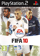 jaquette PlayStation 2 FIFA 10