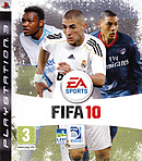 jaquette PlayStation 3 FIFA 10