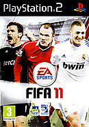 jaquette PlayStation 2 FIFA 11