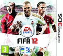 jaquette Nintendo 3DS FIFA 12