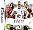 jaquette Nintendo DS FIFA 12